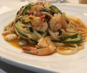 food, seafood, and shrimps image