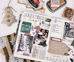 journaling, planner, and schedule image