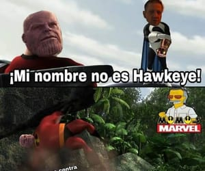 hawkeye, lol, and the avengers image