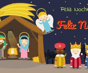 navidad, pesebre, and personalizadas image