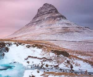 mountains, cool, and pastel image