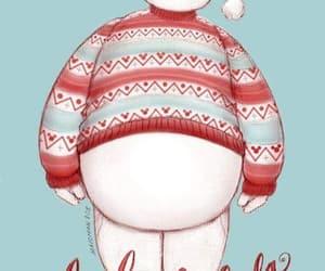 christmas, baymax, and disney image