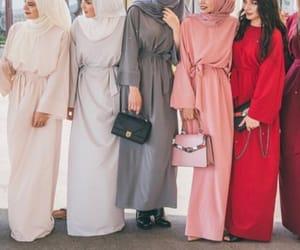 hijab, modest, and modest fashion image