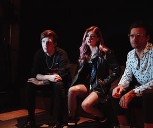 against the current, chrissy costanza, and will ferri image