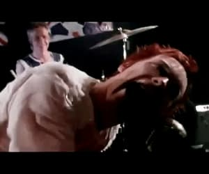 gif, the sex pistols, and god save the queen image