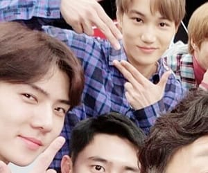 Chen, kai, and d.o. image