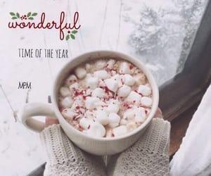 christmas, december, and snow image