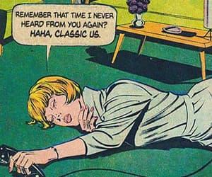 comic and pop art image