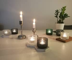 candels, marmor, and love image
