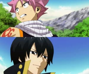 anime, fairy tail, and anime boy image