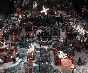 aesthetic and christmas image