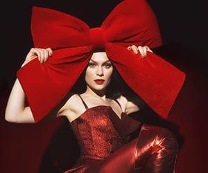 album, jessie j, and christmas image