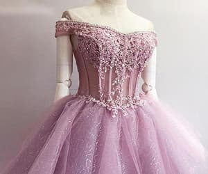 lace homecoming dresses, homecoming dresses 2018, and homecoming dresses pink image