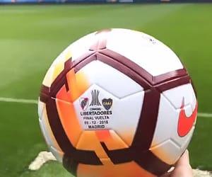 ball, nike football, and pelota image