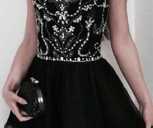 short homecoming dresses, black homecoming dresses, and beautiful prom dresses image
