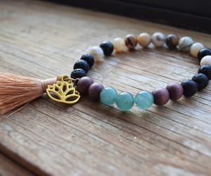 etsy, essential oils, and beaded bracelets image