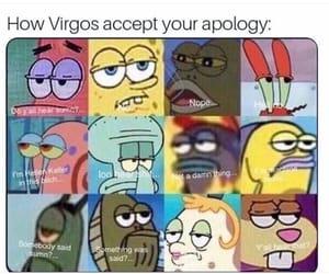 funny, meme, and spongebob image