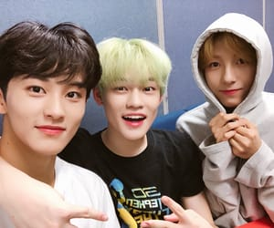 nct, chenle, and renjun image