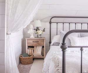bed and bedroom inspo image