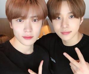 nct, jaehyun, and jungwoo image