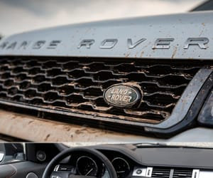 discovery, landrover, and rangerover image