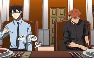 manhwa, webtoon, and yeong gi image