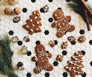christmas, Cookies, and sweet image