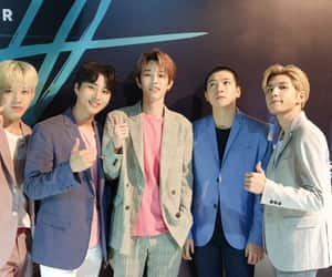 ot5, park sungjin, and yoon dowoon image