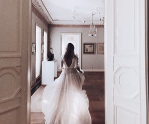 dress, glamour, and room image