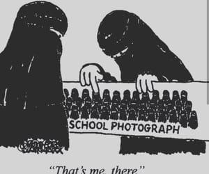 islam, niqab, and sisters image