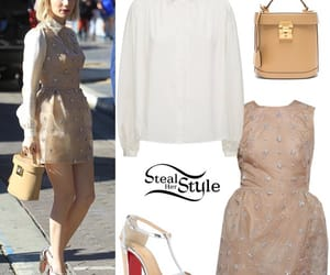 actress, steal her style, and emma roberts image