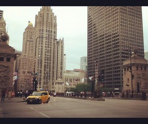 chicago, instagram, and michigan ave image