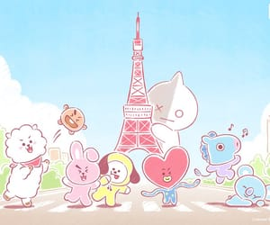 Download 800 Wallpaper Bt21 Laptop HD Terbaik