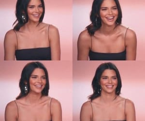 fashion, glam, and kendall jenner image
