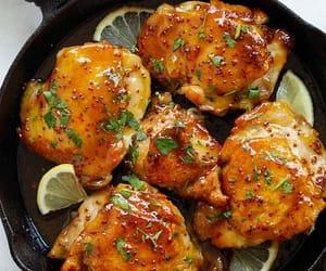 Spicy Honey-Glazed Chicken