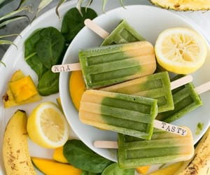bananas, pineapples, and popsicles image