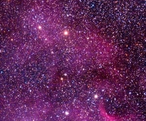 color, galaxy, and lilac image