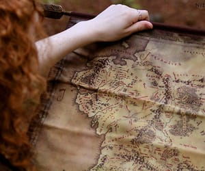 map, world, and adventure image
