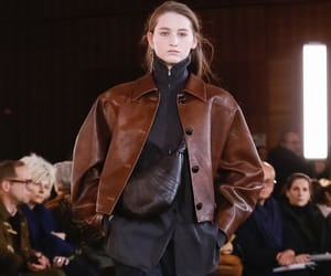 fashion, runway, and lemaire image