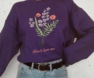 90s, knit, and don't hurt me image