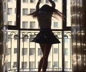 girl, dance, and dancing image