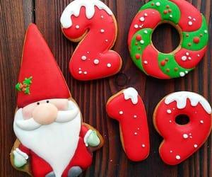 Cookies, christmas, and 2019 image