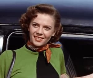 gif, rebel without a cause, and natalie wood image