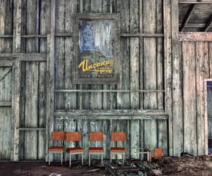 building, seats, and fallout76 image