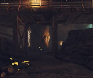 bridge, fallout, and underground image