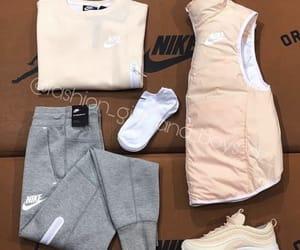 fashion, fitness, and nike image