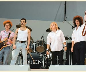 band, celebs, and Freddie Mercury image