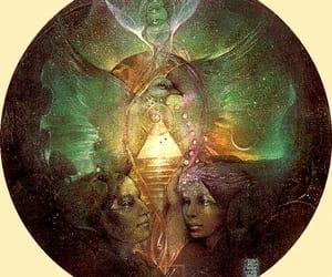 aphrodite, transformations, and spirit animals image