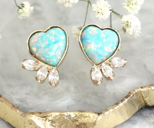 etsy, studs, and style image