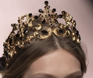 crown, Dolce & Gabbana, and tiara image